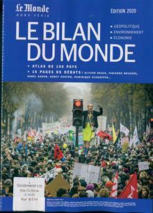 Bilan Du Monde Magazine Issue 01