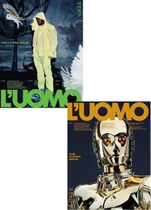 L Uomo Vogue Magazine NO 7 Order Online