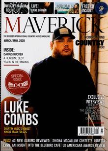 Maverick Magazine Issue MAR-APR