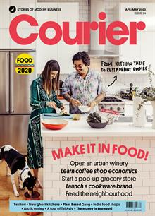 Courier Magazine APR-MAY 34 Order Online