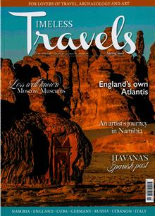 Timeless Travels Magazine Magazine Issue SPRING