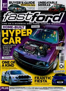 Fast Ford Magazine MAY-JUN Order Online