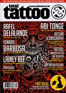 Total Tattoo Magazine APR 20 Order Online