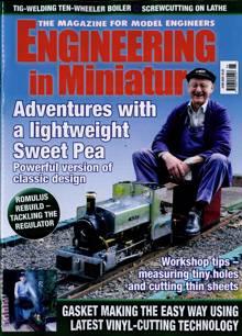 Engineering In Miniature Magazine JUN 20 Order Online