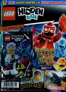 Lego Hidden Side Magazine Issue NO 6