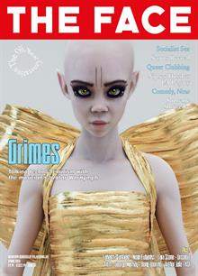 The Face  Magazine Grimes Order Online