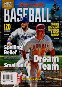 Street Smiths Baseball Yrbk Magazine 2020 Order Online