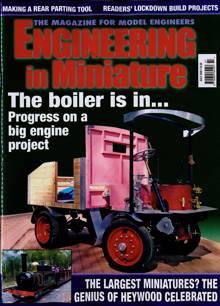 Engineering In Miniature Magazine JUL 20 Order Online