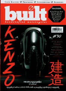 Built Magazine NO 30 Order Online