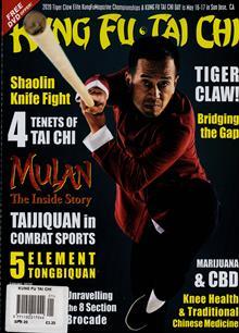 Kung Fu Tai Chi Magazine SPRING Order Online