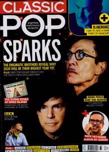 Classic Pop Magazine Issue JUL-AUG