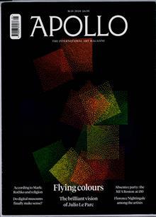 Apollo Magazine MAY 20 Order Online