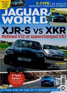 Jaguar World Monthly Magazine Issue MAY 20