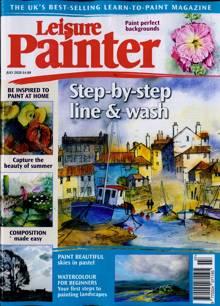 Leisure Painter Magazine JUL 20 Order Online
