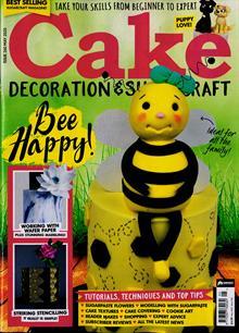 Cake Decoration Sugarcraft Magazine Issue MAY 20