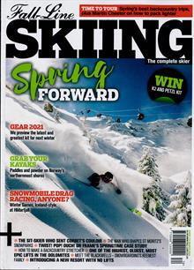 Fall Line Monthly Magazine Issue NO 174