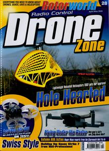 Radio Control Drone Zone Magazine APR-MAY Order Online