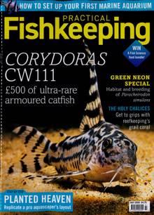 Practical Fishkeeping Magazine JUL 20 Order Online