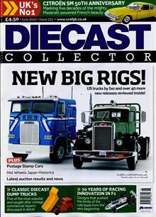 Diecast Collector Magazine JUN 20 Order Online