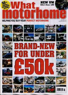 What Motorhome Magazine JUN 20 Order Online