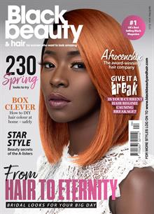 Black Beauty & Hair Magazine APR-MAY Order Online