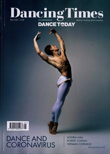 Dancing Times Magazine MAY 20 Order Online