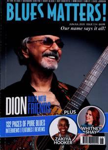 Blues Matters Magazine JUN-JUL Order Online