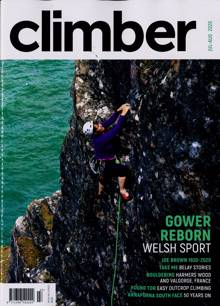 Climber Magazine JUL-AUG Order Online