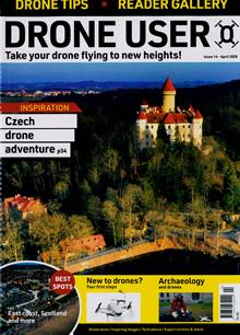 Drone User Magazine APR 20 Order Online