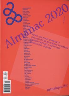 Artasiapacific Almanac Magazine 00 Order Online