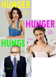 Hunger Magazine Issue NO 18