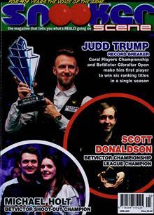 Snooker Scene Magazine APR 20 Order Online