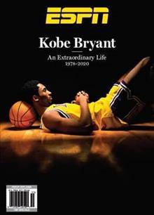 Espn Special Kobe Bryant Magazine ONE SHOT Order Online
