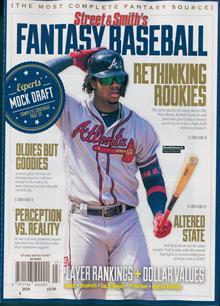 St And Smiths Fantasy Baseball Magazine 2020 Order Online