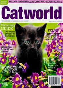 Cat World Magazine APR 20 Order Online