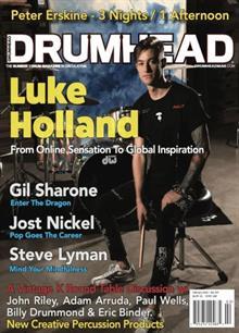 Drumhead Magazine FEB 20 Order Online