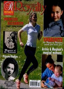 Royalty Magazine VOL27/7 Order Online