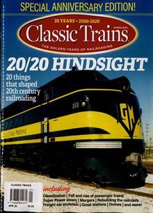 Classic Trains Magazine SPRING Order Online