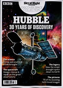 Discover Space Magazine HUBBLE Order Online
