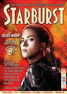 Starburst Magazine APR 20 Order Online