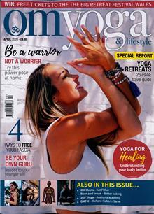 Om Yoga Lifestyle Magazine APR 20 Order Online
