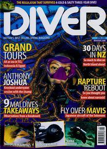 Diver Magazine APR 20 Order Online