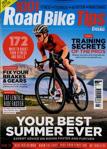 1001 Road Cyclists Tips Magazine ONE SHOT Order Online