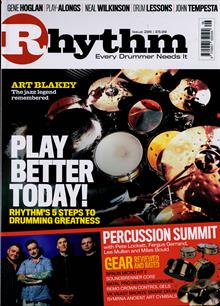 Rhythm Magazine Issue NO 296