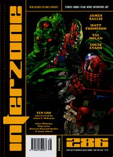 Interzone Magazine Issue NO 286