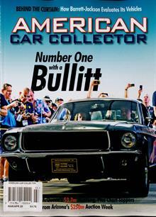 American Car Collector Magazine MAR-APR Order Online