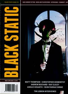 Black Static Magazine NO 74 Order Online
