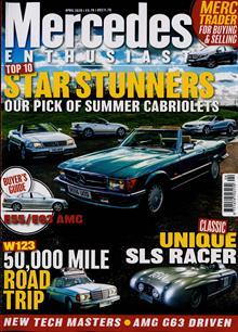 Mercedes Enthusiast Magazine Issue APR 20
