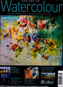 Art Of Watercolour Magazine NO 38 Order Online