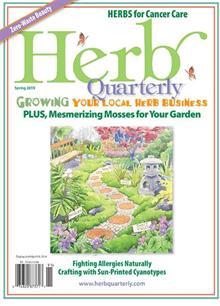Herb Quarterly Magazine SPR 20 Order Online